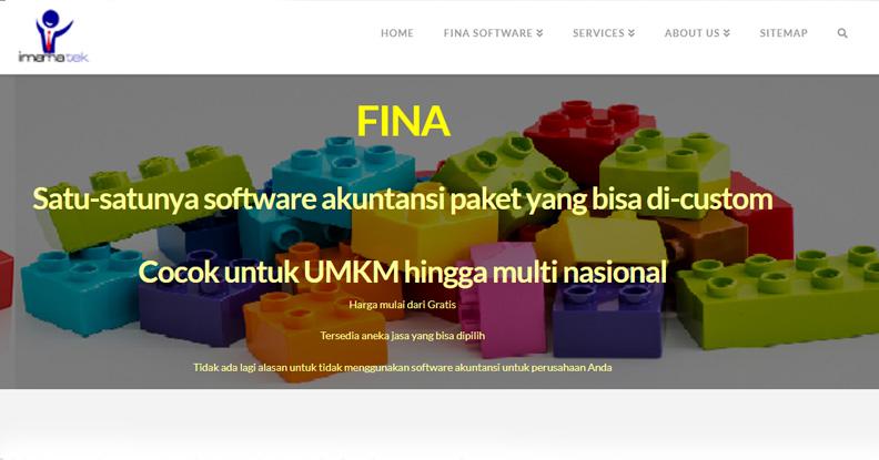 Software Akuntansi Terbaik - FINA