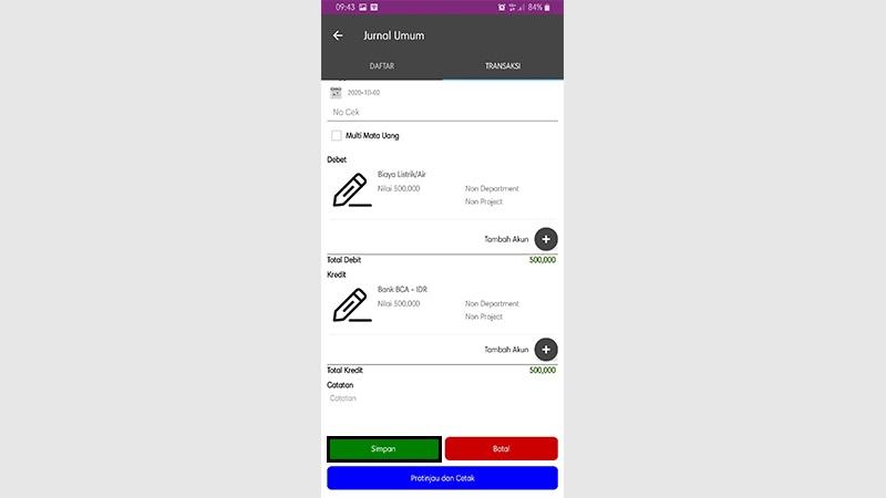 pengeluaran biaya easy mobile - 5