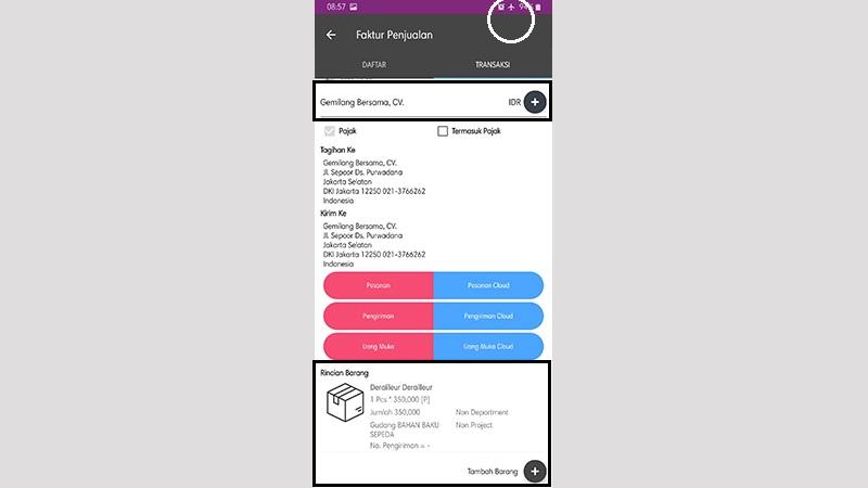 transaksi offline easy mobile - 2