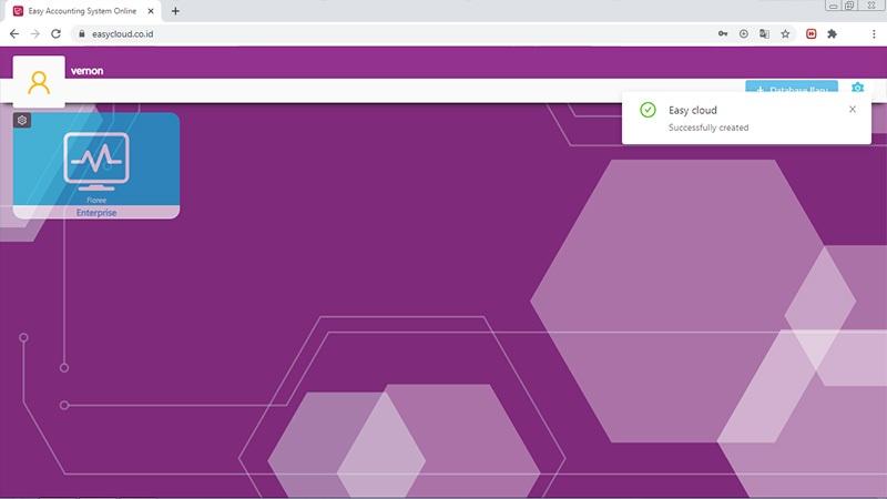 membuat database accurate online & easy cloud - 5