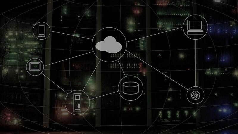 ilustrasi software akuntansi cloud